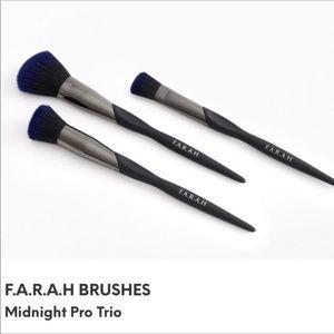 FARAH Brushes Midnight Pro Trio